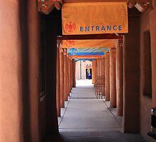 Santa Fe, New Mexico by Frank Romeo
