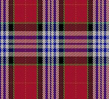 02810 Edinburgh Napier University Tartan Fabric Print Iphone Case by Detnecs2013