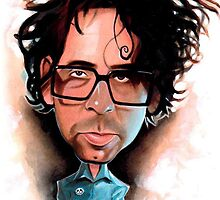 Tim Burton by hollandart