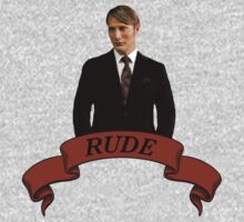 RUDE - HANNIBAL  by livery