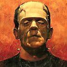 Frankensteins Monster by hollandart