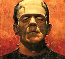 Frankensteins Monster by hollandart