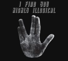I find you highly illogical by TheRandomFandom