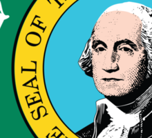 Washington State | SteezeFSC Sticker