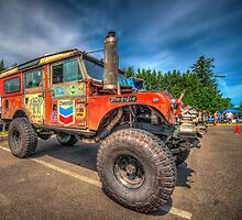 Red Rover Coming Over by Steve Walser