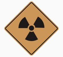 Radioactive Sign by SignShop