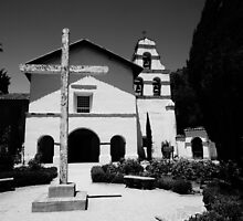 San Juan Bautista Mission #11 by AmishElectricCo