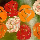 Short Four Roses by gehlhausenn