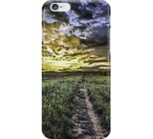 Release your dreams into reality iPhone Case/Skin