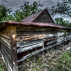HDR - Lurking Barn by Doug Greenwald
