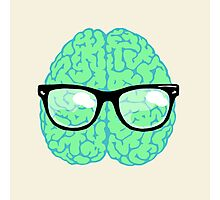 CLEVER BRAIN Photographic Print
