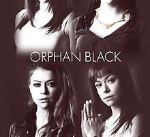 Orphan Black by knicks93