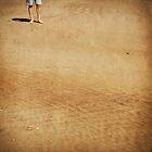 Feet on Sand by Sarah Cowan