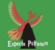 Silente Expecto Patronum by ScakkoDesign