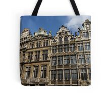 Postcard from Brussels  Tote Bag