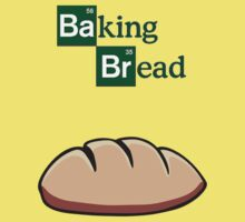 Breaking Bad - Baking Bread by razaflekis