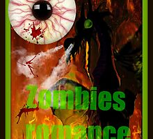 zombies romance by DMEIERS