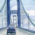 Crossing the Mackinac by Marsha Elliott