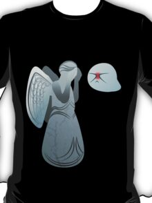 Boo! and Weeping Angel... T-Shirt