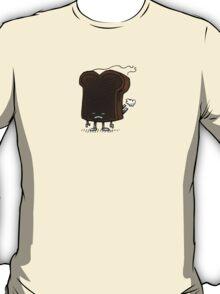 Burnt Toast Robot T-Shirt