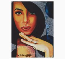 Aaliyah Queen of the Damned by paintingsbycr10