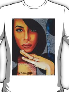 Aaliyah Queen of the Damned T-Shirt