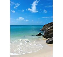 Peace on Whitehaven Photographic Print