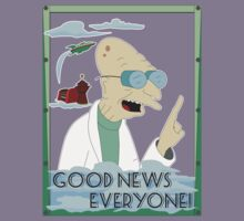 Professor Farnsworth - Good News Everyone! by bwhite94