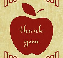 thank you apple by maydaze
