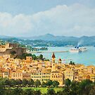 Memories of Corfu by kirilart