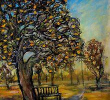 banksia tree by glennbrady
