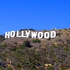 Hollywood Sign by SignShop