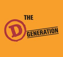 The D Generation by Flemishdog