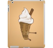 Dalek Ice-Cream a Summer Time Lord Treat iPad Case/Skin