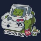 Grown Boy by CoDdesigns