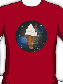 Dalek Ice-Cream a Treat in Space and Time T-Shirt