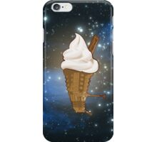 Dalek Ice-Cream a Treat in Space and Time iPhone Case/Skin