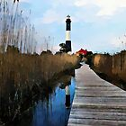 Fire Island, Lighthouse by SuddenJim