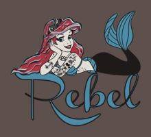 Rebel Ariel The little mermaid by sweetsisters