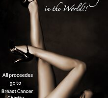 Luscious Legs by Breast Cancer  Foundation