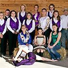 Hoe Down for Hope- The Cast by TB-Photography-