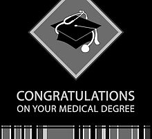 congratulations on your medical degree by maydaze