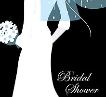 bridal shower by maydaze