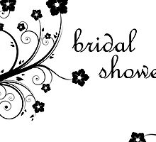 bridal shower by maydaze