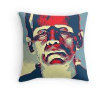Boris Karloff in The Bride of Frankenstein Throw Pillow