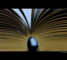 Open Book Detail by © Sophie W. Smith