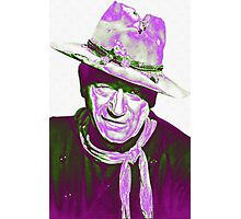 John Wayne in The Man Who Shot Liberty Valance Photographic Print