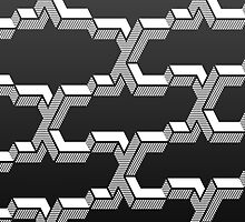 Impossible Pattern by Shirt Boy