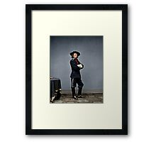 General George Armstrong Custer Framed Print