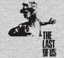 Clicker [Black] ~ The Last of Us [Logo] by TwinMaster